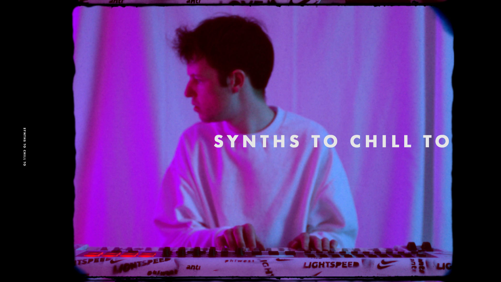 synths to chill to